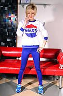 Женский костюм из дайвинга Пепси - Секси  6001 о.п