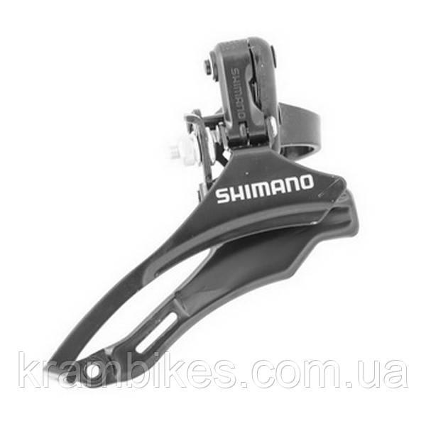 Переключатель передний Shimano - FD-TZ30 Tourney Top Swing 42T 3x7/6 28.6мм OEM