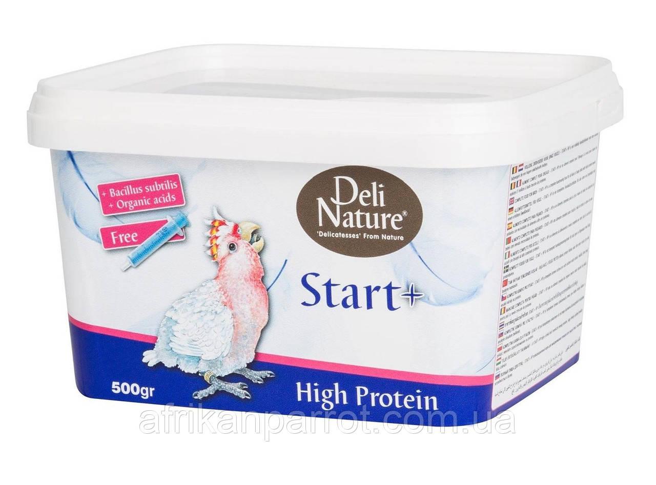 Смесь для докармливания Deli Nature Start + High Protein Hand Rearing