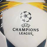 Мяч футбольный ADIDAS  FINALE KIEV TOP TRAINING CF1204 (размер 5), фото 9