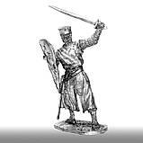 Крестоносцы, Рыцарь, XІІ век, фото 3