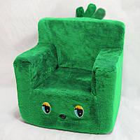 Детский Стульчик Zolushka 43см зелёный (2175)