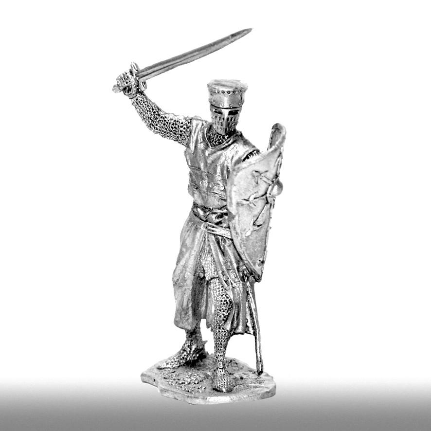 Крестоносцы, Рыцарь, XІІ век