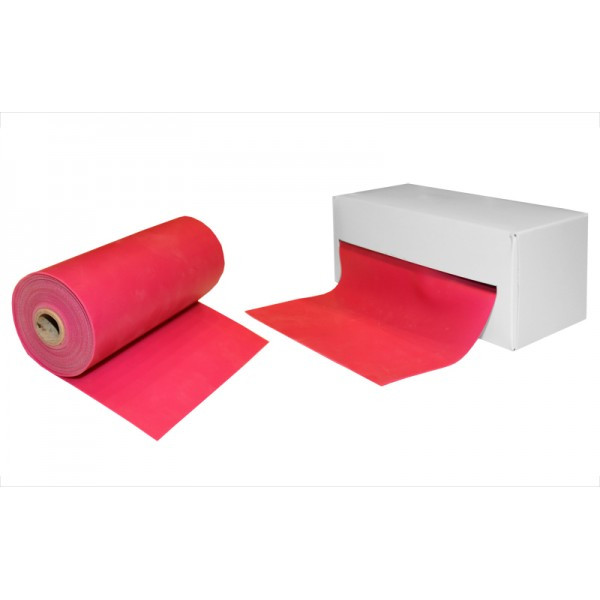 Стрічка еластична для фітнесу і йоги в рулоні Zelart (FI-4987-25)