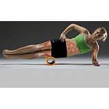 Валик, ролик масажний для спини і йоги OSPORT (FI-4941), фото 2