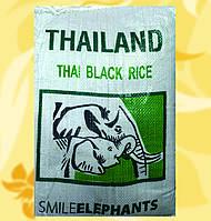 Черный рис, цельнозерновой, нешлифованный, шелушеный, 5кг, Во