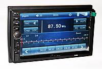 "Автомагнитола пионер Pioneer 7018B Короткая база 7"" 2DIN+USB+SD+Bluetooth, фото 2"