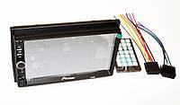 "Автомагнитола пионер Pioneer 7018B Короткая база 7"" 2DIN+USB+SD+Bluetooth, фото 8"