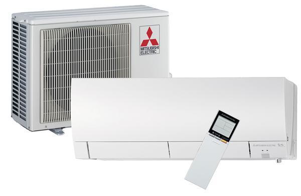 Інверторний тепловий насос Mitsubishi Electric Zubadan MSZ-FH25VE/MUZ-FH25VEHZ