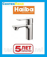 Змішувач для умивальника Haiba Asio 001