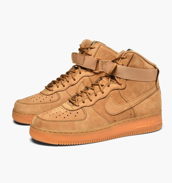 58d55446 КРОССОВКИ NIKE AIR FORCE 1 HIGH 07 LV8 WB (882096-200) оригинал ...