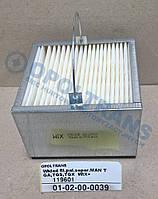 Фильтр топливного сепаратора MAN F2000 / MAN TGA