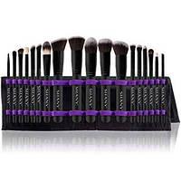 Подарочный набор кистей для макияжа SHANY Artisan's Easel - Standing Brush Storage, 18 Pcs