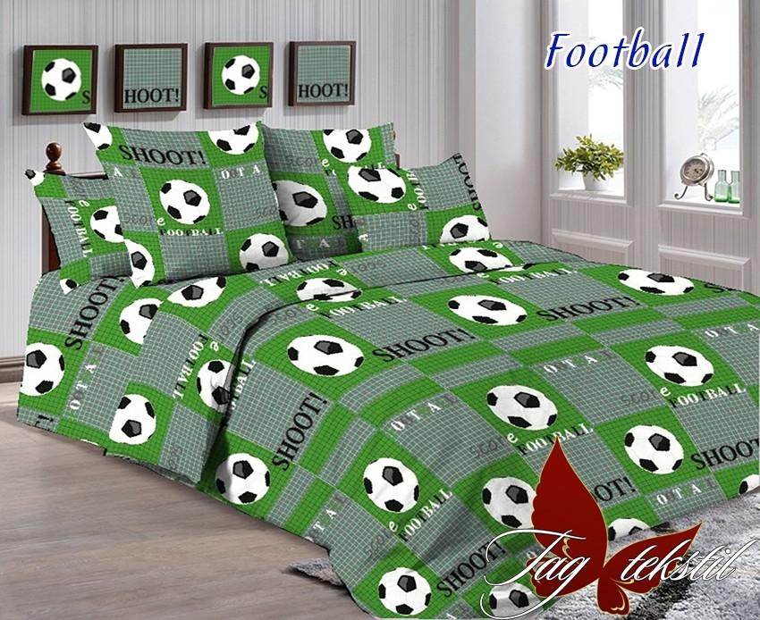 Комплект постельного белья для детей полуторный Football (ДП-Football)