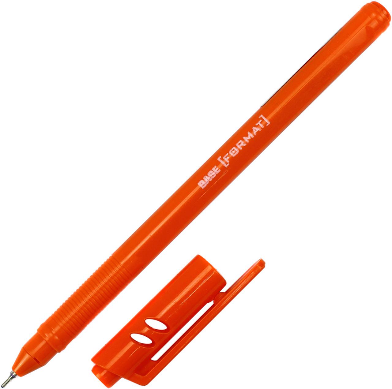 Ручка масляная Format Base 0,7 мм синяя