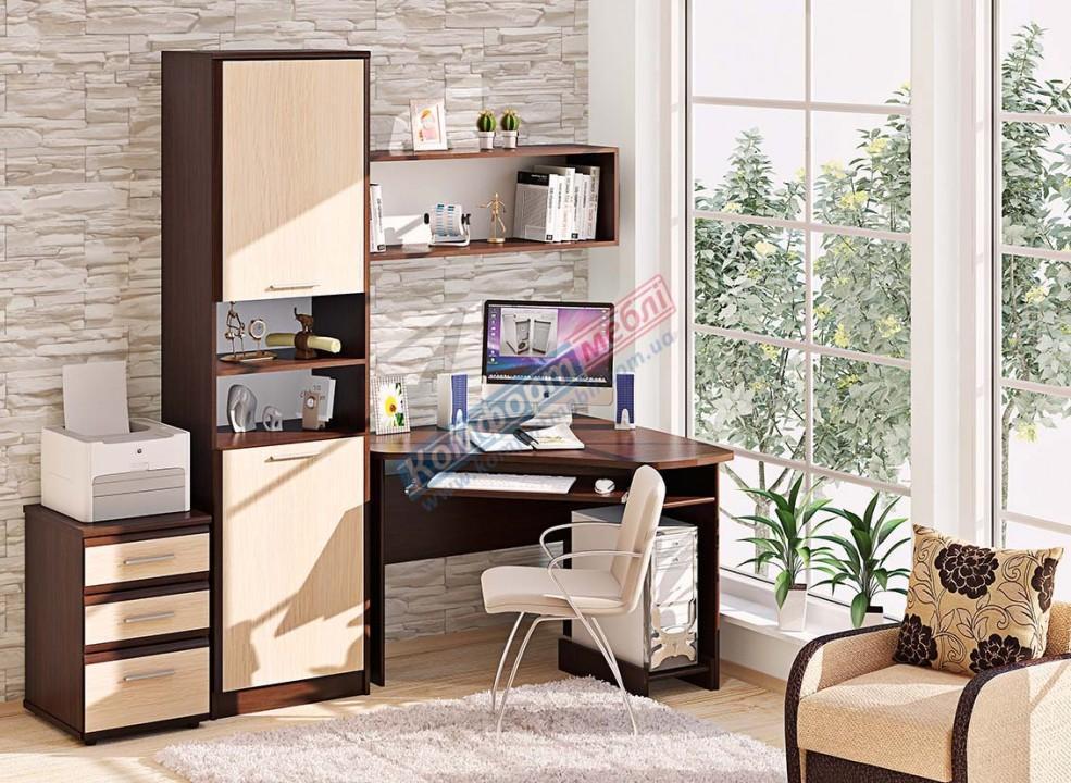 Письменный / компьюторный стол -Готовый комплект СК-3738