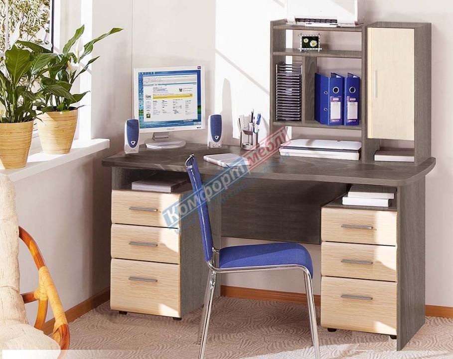Письменный / компьюторный стол -Готовый комплект  СК-3745