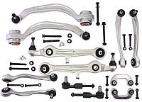 Комплект рычагов передней подвески AUDI A4 (B6)  (11.00-03.09)