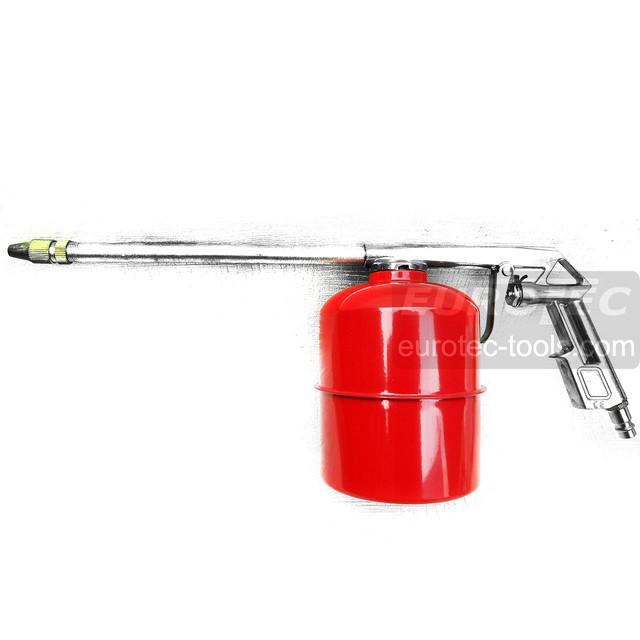 Промывочный пистолет, мовильник, набор пневмоинструмента Erman AT 113