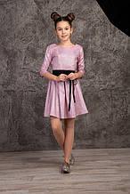 Подростковое нарядное платье р.140-158