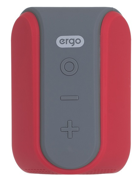 Портативна колонка ERGO BTS-520 Red