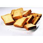 Сухарі пшеничні цільнозернові Minigrill, 120г, фото 2