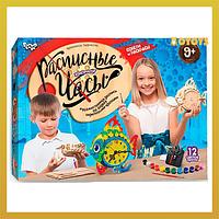 """Набор для творчества """"Расписные часы-конструктор"""" Danko Toys (1226)"""