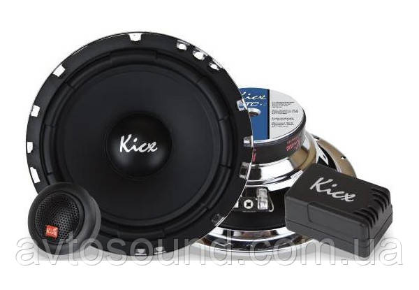 Автоакустика Kicx STC 6.2