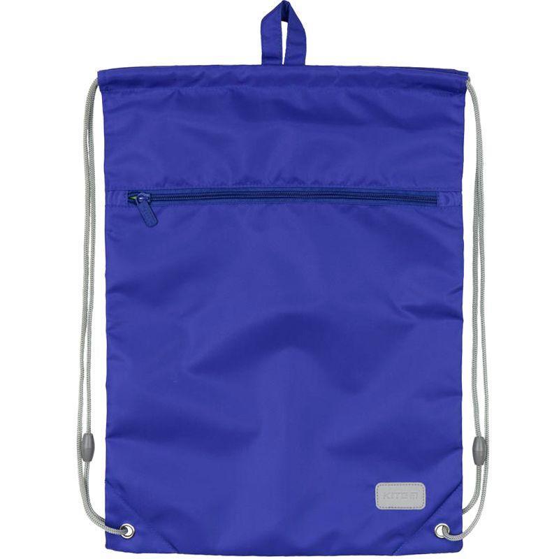 Сумка для обуви с карманом Kite Education Smart K19-601M-36, голубая