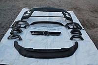 Передний бампер VW GOLF 7 стиль R20
