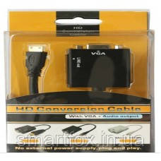 Конвертер HDMI to VGA+AV, фото 2