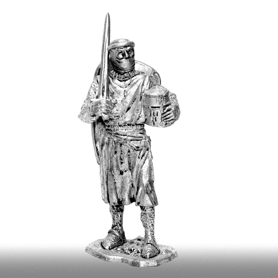 Рыцарь ордена меченосцев, 1242 год
