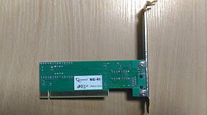 Сетевая карта, адаптер GEMBIRD NIC-R1, фото 2