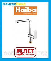 Змішувач для кухні Haiba Asio 018