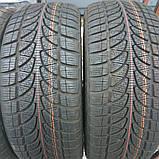 Зимові шини 215.50.R17  Bridgestone blizzak lm-32, фото 5