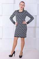 Вязаные теплые платья на барабашово оптом в Украине. Сравнить цены ... 6a2ed6031441c