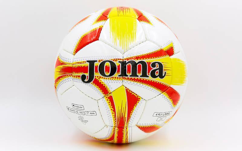 Мяч футбольный №5 PU ламин. JOMA JOM. Распродажа!