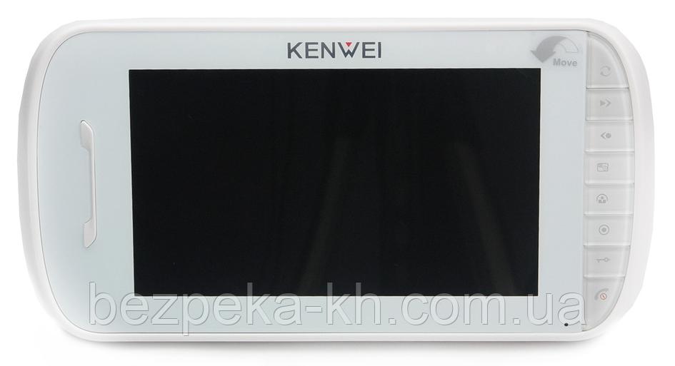 Відеодомофон Kenwei E703FC-М200