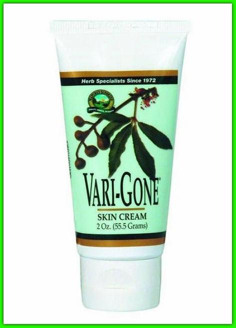Крем Вэри-Гон от варикоза и сосудистой сетки, Vari-Gone  Nsp. Для улучшения кровообращения От венозной сеточки