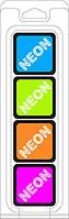 Набор чернил 4 шт. Hero ARTS Neon AF 241