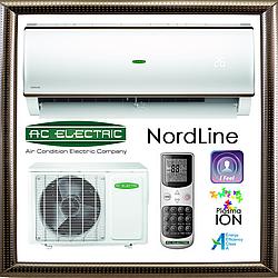 Кондиционер AC Electric  ACEM/I-09HN1_16Y серия Nordline inverter