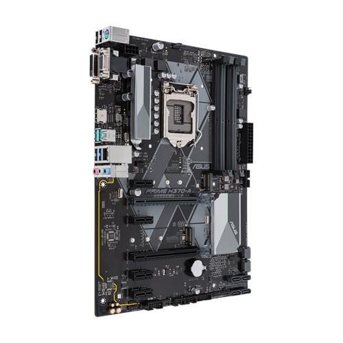 Материнcька плата ASUS PRIME_H370-A s1151 H370 4xDDR4 M.2 HDMI-DVI-VGA ATX