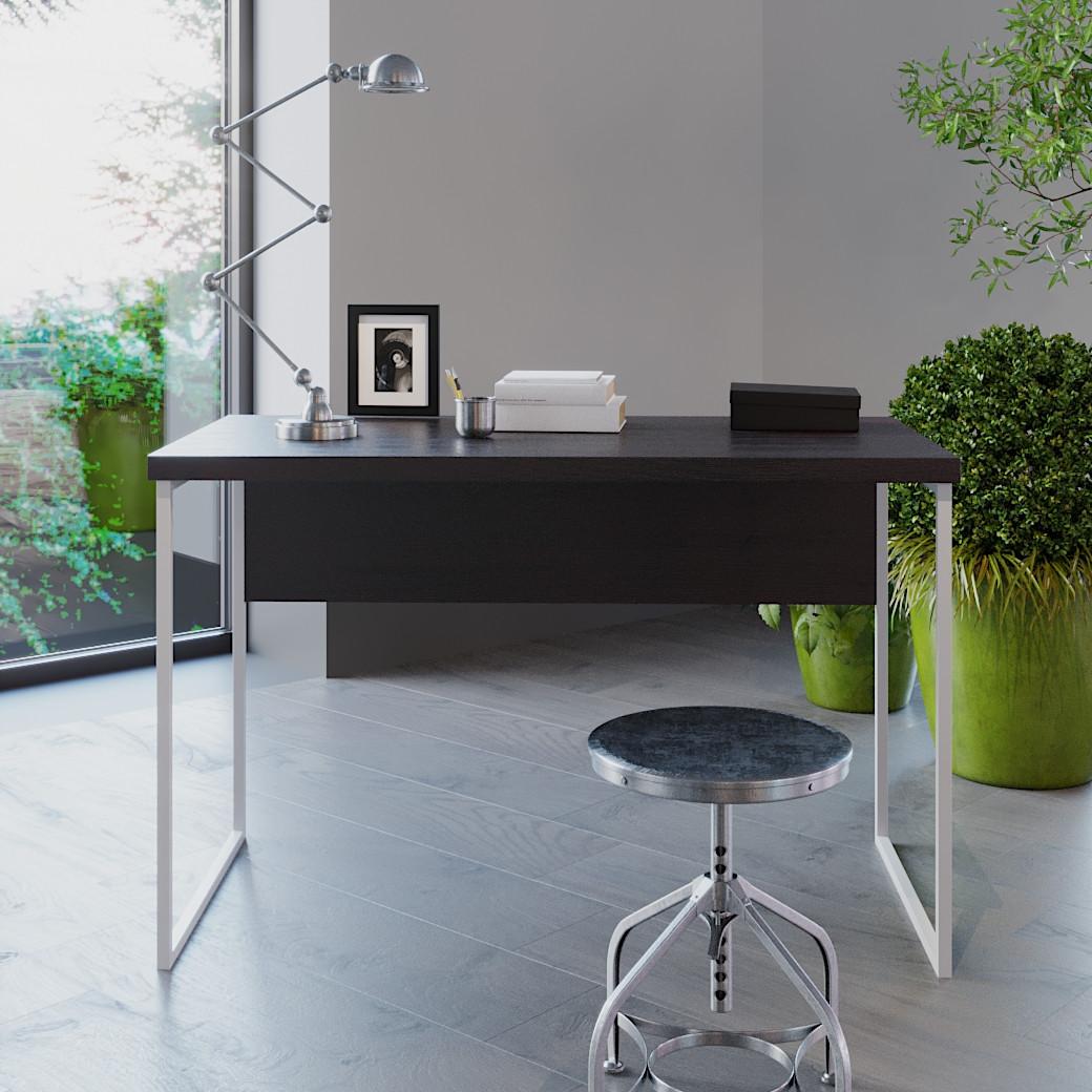 """Компьютерный стол """"Вега 2 Белый"""" 755x1200x600 мм"""