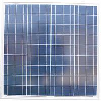 Солнечная батарея (панель) 60Вт, 12В, поликристаллическая, PLM-060P-36, Perlight Solar