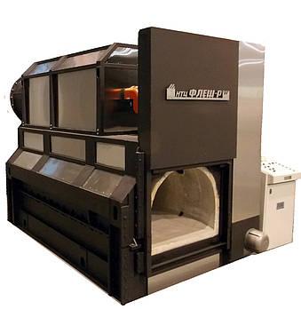Утилизатор органических отходов УТ1500ДК (60 мин 1сжигание) кремационная печь