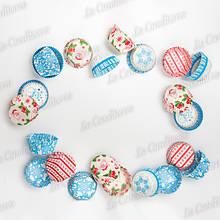 Формочки для кексів з малюнком