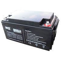 Аккумулятор гелевый 65Ач 12В, GEL, модель - MNG65-12, MHB battery