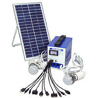 Туристическая система на солнечных батареях 6Вт.