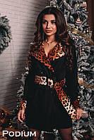 Женское платье-пиджак (2 цвета), фото 1