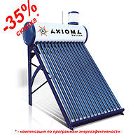 AXIOMA energy Термосифонный солнечный коллектор с напорным теплообменником AXIOMA energy AX-20T